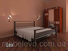 Кровать Лекс 1  односпальная 80  Метакам, фото 3