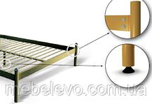 Кровать Лекс без изножья  односпальная 80  Метакам, фото 3