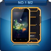 No.1 M2 - лучший четырехъядерный защищенный противоударный смартфон