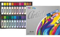 """Cухая пастель """"Artist"""", 24 цветов ,65245"""