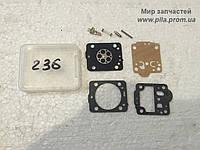 Ремкомплект карбюратора (полный) для Husqvarna 235,235e,236,236e,240,240e.