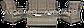 Набор  ротанга BILBAO MELANGE 3 диван + кресла +стол, фото 2