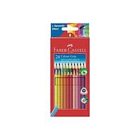 Цветные карандаши акварельные Grip 24 цвета