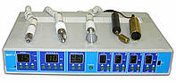 Аппарат для рефлексотерапии комбинированный МИТ-1 (2 и 4 канальный)