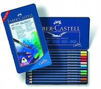 Набор цветных акварельных карандашей Art Grip 12 цветов