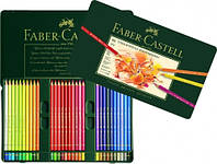 Набор цветных карандашей Polychromos 60 цветов. Faber Castell
