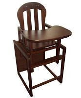 Деревянный стульчик для кормления Dorjan Korona