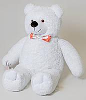 Медведь большой, мягкий (белый) 85 см