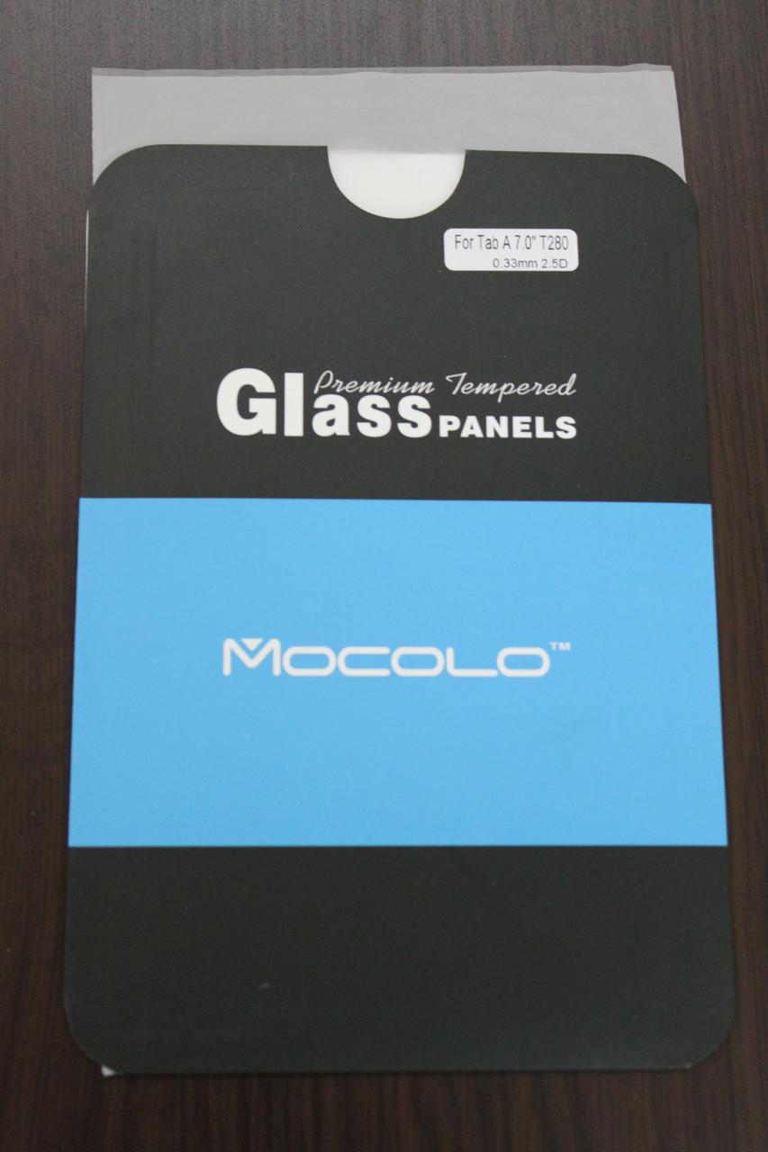 Защитное стекло Samsung Galaxy Tab A 7.0'' T280 (Mocolo 0.4 mm)