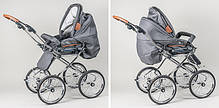 Детская коляска 2 в 1 Hesba Condor Coupe Lux, фото 2