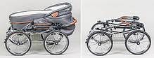 Детская коляска 2 в 1 Hesba Condor Coupe Lux, фото 3