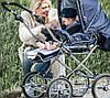 Детская коляска 2 в 1 Hesba Condor Coupe Lux, фото 5