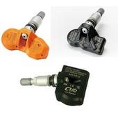 Датчики контроля давления и температуры в шинах