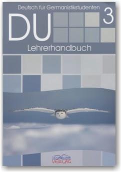 Навчально-методичний комплекс DU 3. Книга для викладача