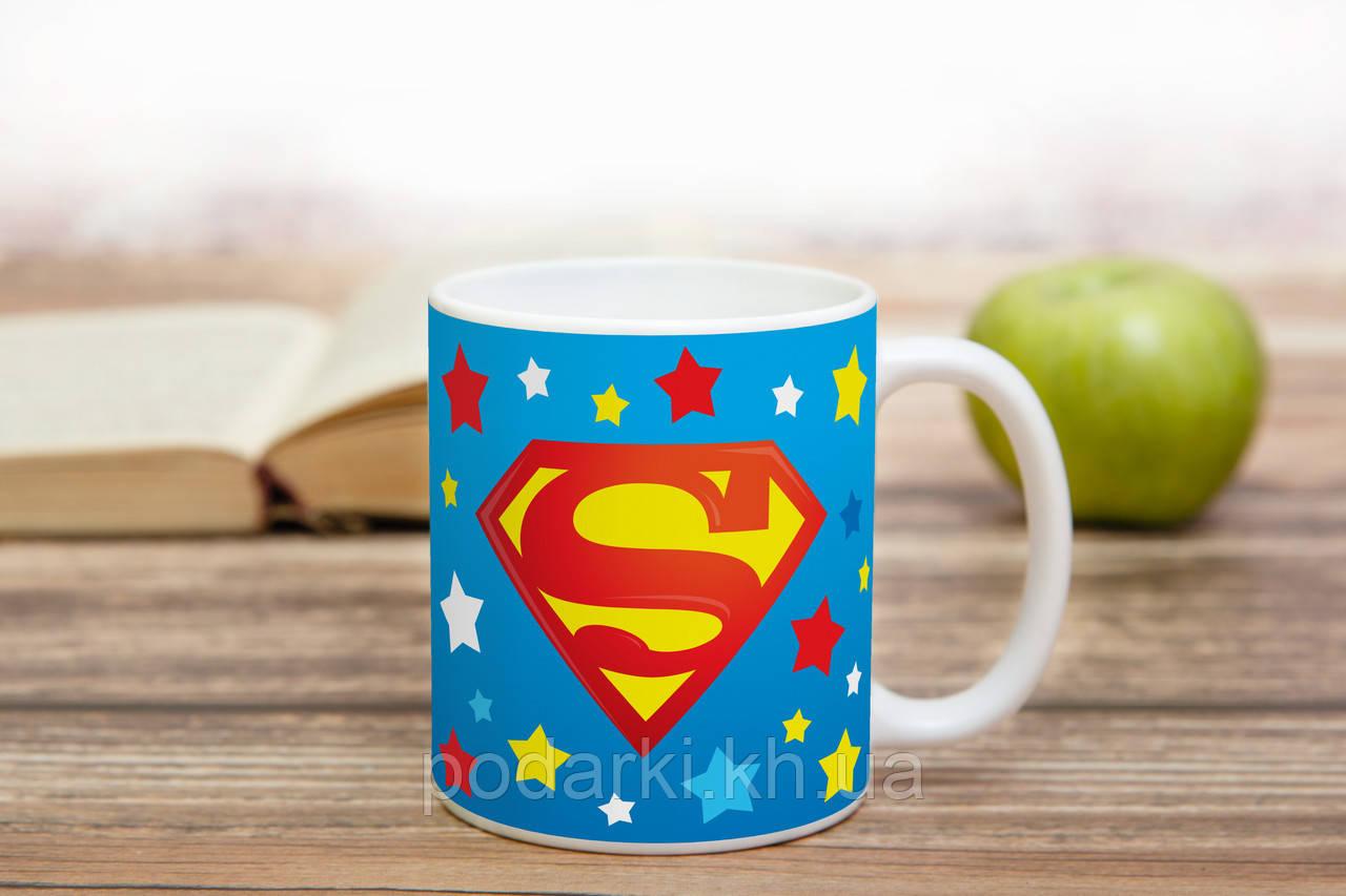 Чашка для супер парней