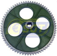 Шестерня (колесо зубчатое) Z-70 на Анна  Z-644