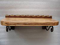 Консоль кованая для аксессуаров (MS-KK-03-В)