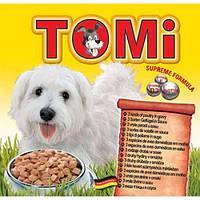 Корм для собак в концервах ТОМІ (виробник Німеччина)