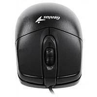 Мышь проводная Genius DX-165,USB Black, (31010234100)