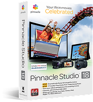 Pinnacle Studio 18  (Corel Corporation)