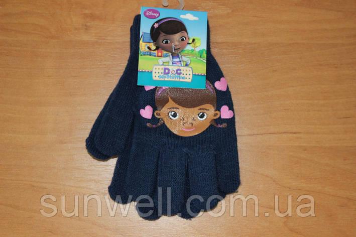 Перчатки для девочек Др. Плюшева ТМ Sun City, 16см, фото 2