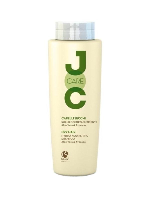 NEW Barex JOC Care Шампунь для сухих и ослабленных волос с алоэ вера и авокадо 250 мл.