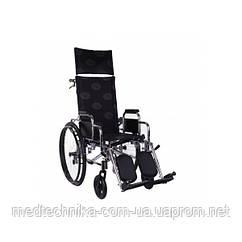 Инвалидная коляска Millenium Recliner, с откидывающейся спинкой (размеры 40, 45, 50) Акция!