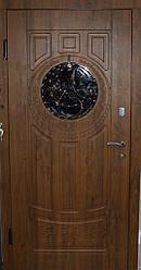 """Вхідні двері для вулиці """"Портала"""" (Елегант NEW Vinorit) ― модель Елегант-5"""