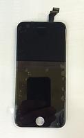 Дисплей (модуль) + тачскрин (сенсор) для Apple iPhone 6 (черный цвет)