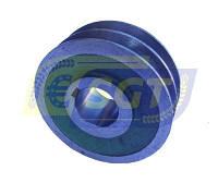 Шкив двухрядный привода пальчиковой горки (нижний) на Анна Z644