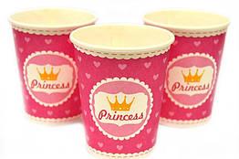 """Набір стаканчиків """"Princess"""" 10 штук"""