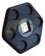 Передавальний щит (шестигранник гумовий) Анна Z644