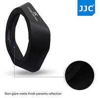 Бленда JJC LH-J55B (Replaces Olympus LH-55B) Black (LH-J55B)