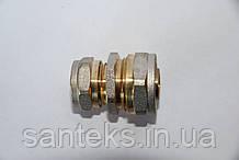 Сгон металлопластиковый диаметр 16 х 20