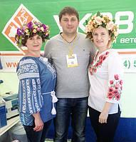 """ТОВ """"УКРВЕТ"""" приймав участь в агропромисловій виставці України «AGROEXPO»"""