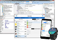 RAD Studio XE8 Professional 10 Named Users Update Subscription (Embarcadero Technologies)