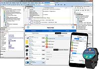 RAD Studio XE8Professional New User 5 Named Users (Embarcadero Technologies)