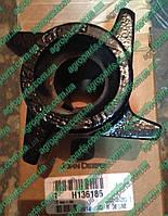 Муфта H136186 шнека загрузки John Deere привод Н136186 бабочка\метелик