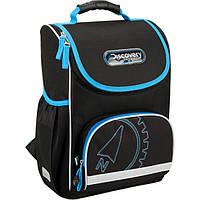 Рюкзак школьный каркасный Disсovery KITE DC16-701M