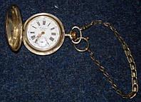 Часы карманные серебро La Perfetion 19 век Швейцария