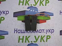 Щетки угольные 5 x 12.5 x 36  (клееные) для мотора стиральной машины (комплект 2 шт.)