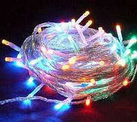 Новогодняя гирлянда LED на 200 ламп на 10 метров