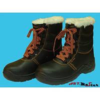 Ботинки утеплённые высокие BWPuOC ПУ, 39