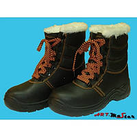Ботинки утеплённые высокие BWPuOC ПУ, 40