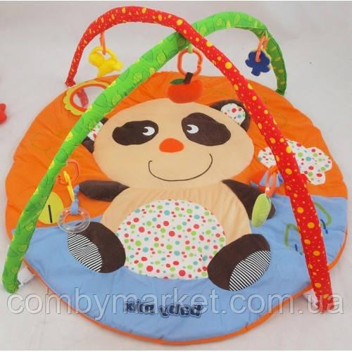 Коврик Baby Mix TK/3301С Панда.