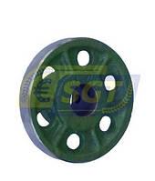 Ролик дисковый сортировщика для комбайна Bolko Z643