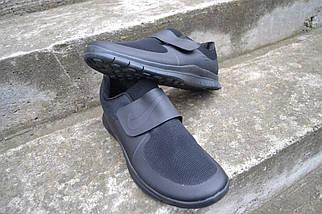 кроссовки Nike free socfly trainers blac, мужские ,стильные , фото 3