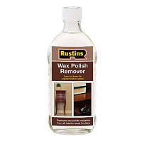 Пятновыводитель для лакированной мебели Wax Polish Remover