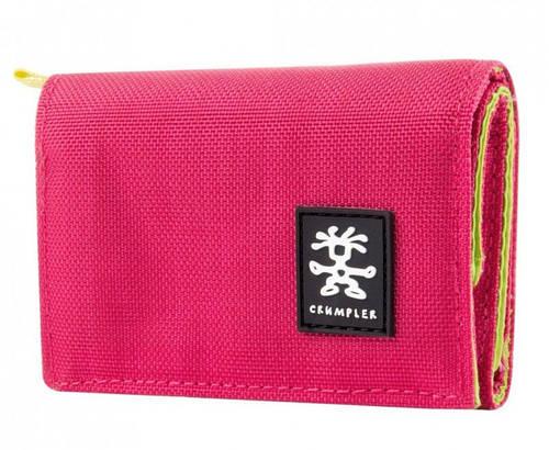 Хороший женский кошелек Nomads Crumpler NM-009 розовый