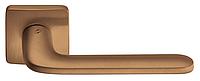 Дверные ручки COLOMBO ROBOQUATTROS ID 51 - матовый винтаж